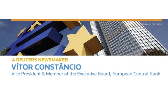 NEWSMAKER WITH EUROPEAN CENTRAL BANK VICE PRESIDENT & MEMBER OF THE EXECUTIVE BOARD, VÍTOR CONSTÂNCIO
