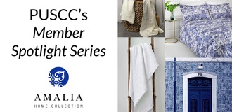 Launch of the Member Spotlight Series: Amalia Home Collection