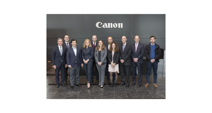 Canon Portuguese-American Chamber of Commerce Event