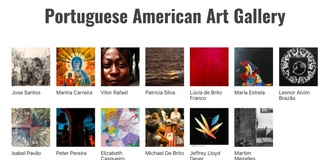 Visit the new, virtual Portuguese-American Art Gallery!
