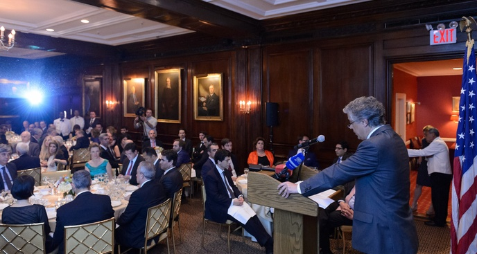 Portugal-US Chamber Gala Dinner - Photo Gallery