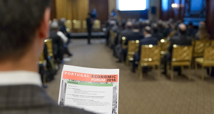 Portugal Economic Forum 2016 - Photo Gallery