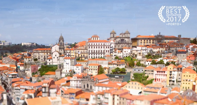Porto ranked as Best European Destination 2017